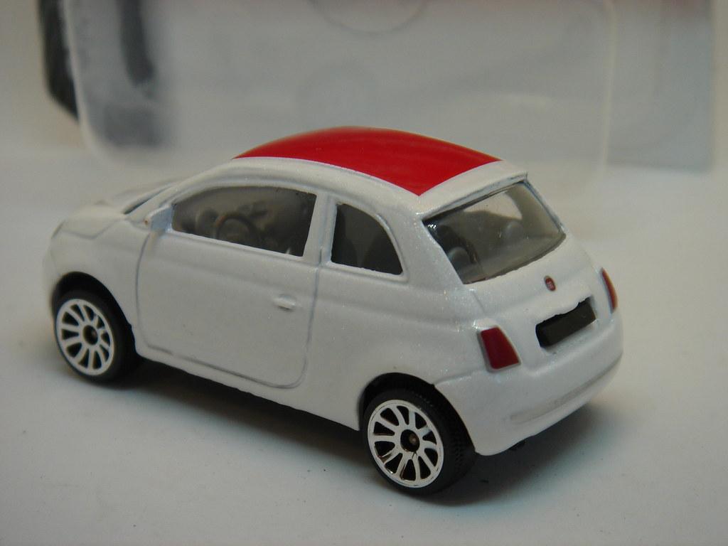Majorette Fiat 500 No9 1 64 The Very Cheeky Original