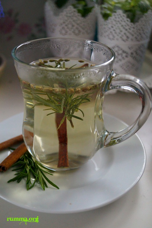 biberiye çayı