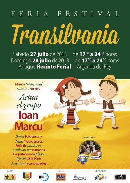 Festival Transilvania 27-28 iulie 2013