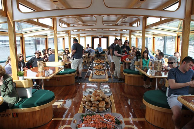 Classic Harbor Line Brunch Cruise
