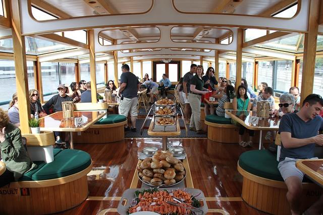 Classic Harbor Line Brunch Cruise