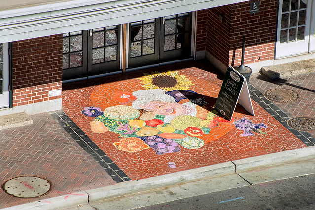 City Market Building Mosaic
