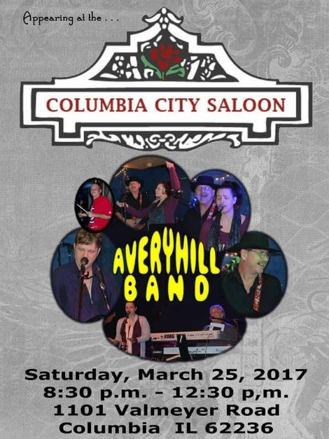 Avery Hill Band 3-25-17