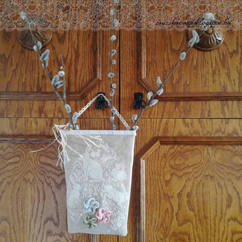 Elisa Tortonesi, easter, bunnies, crochet flowers (2)