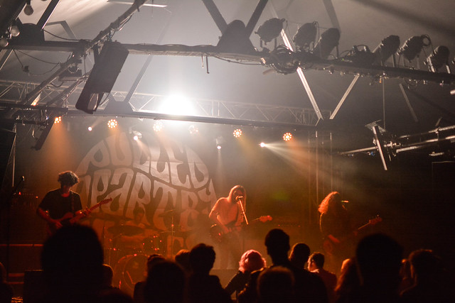 Pulled Apart by Horses - O2 Academy 2 Oxford - 27/03/17