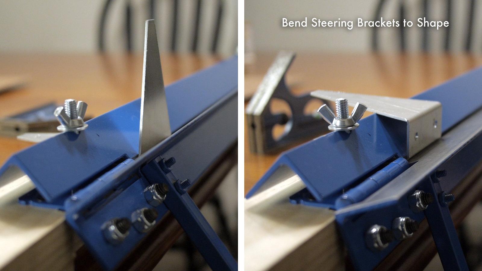 Bend Steering Brackets