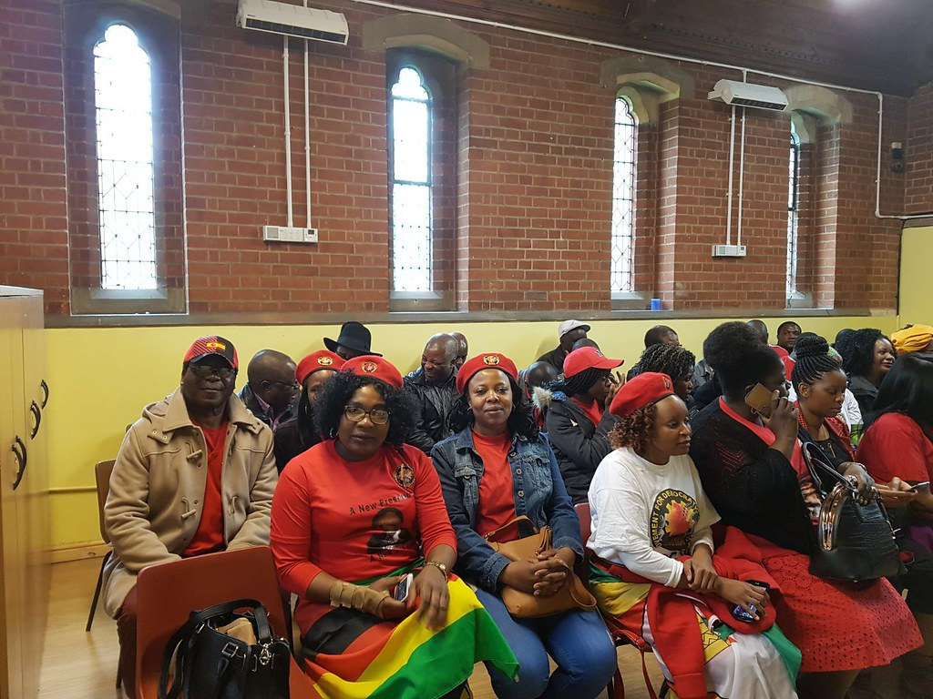 MDCT UK And Ireland Province Held A Mobilisation Rally Fundraising Event In High