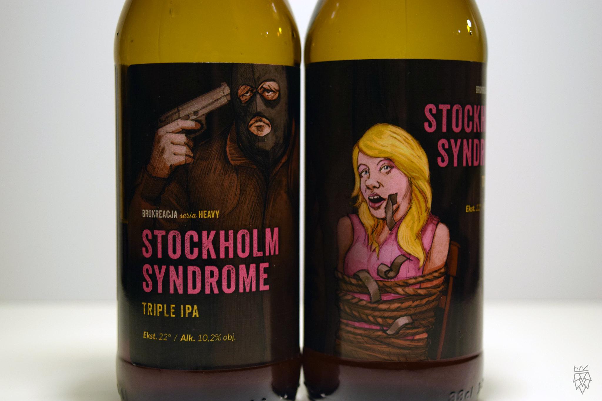 stockholm syndrome etykiety