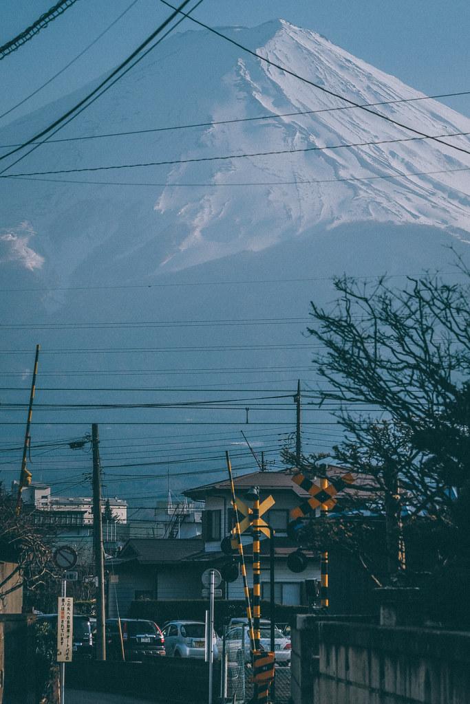 富士山 河口湖|山梨縣