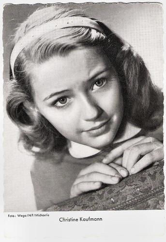 Christine Kaufmann (1945-2017)