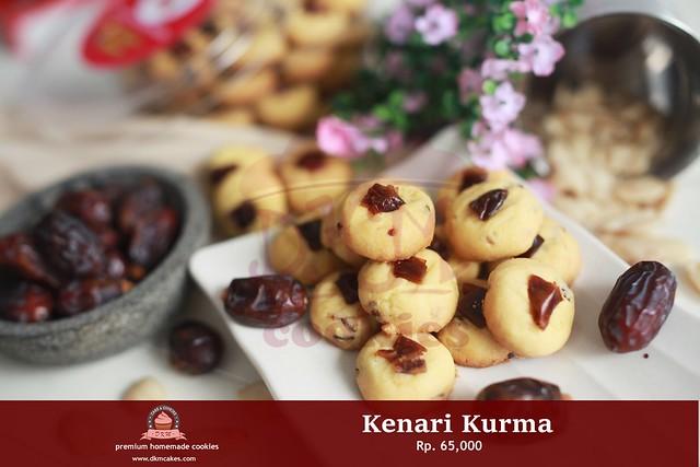 Kenari Kurma DKM COOKIES