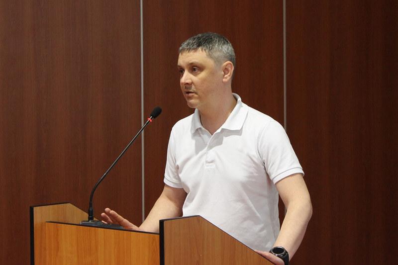 """Заседание 2-го дня: Олег Кононов, ГК """"Толока"""""""