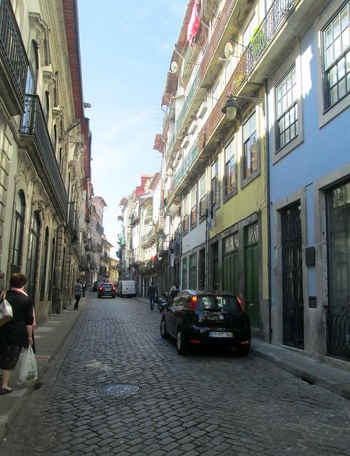 A Street in Porto