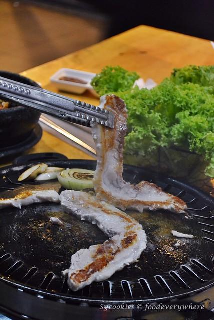 6.Apgujeong Korean Restaurnat @ Solaris Mont Kiara