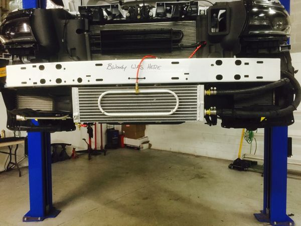 BWoody Heat Exchanger 2015-2017 Challenger/Charger SRT ...