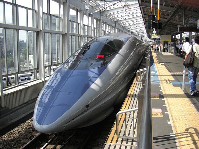 Tren bala shinkansen