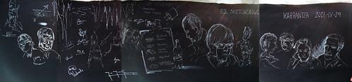 55. sketchcrawl. Karrantza