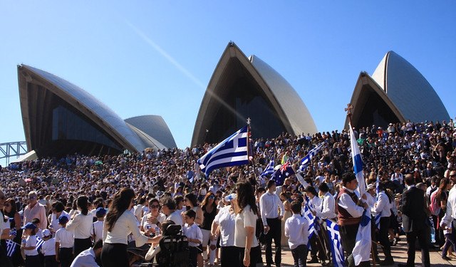 Annual Greek National Day Celebrations