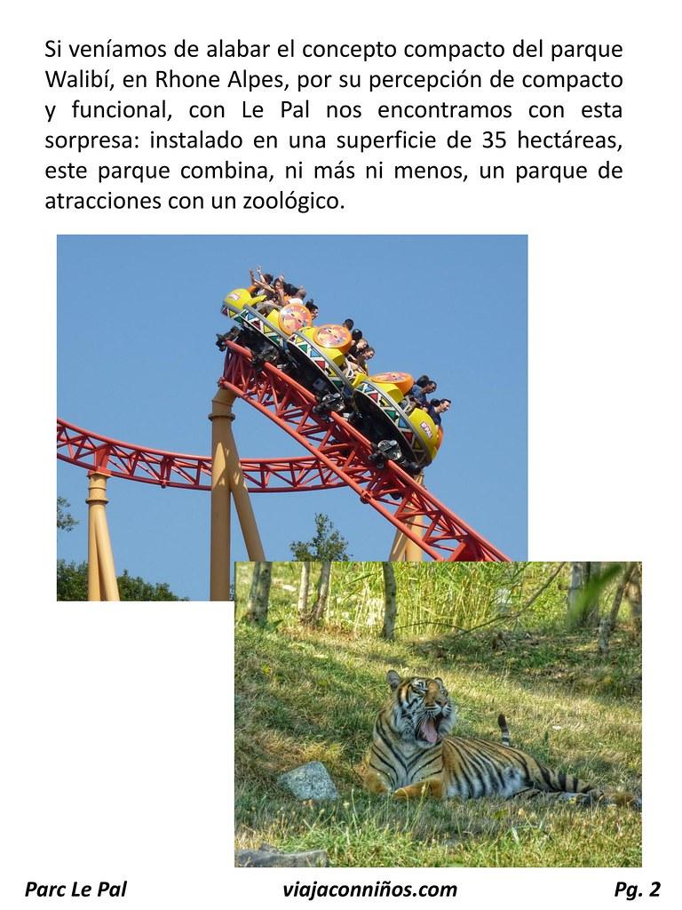 LePal; ¿Parque de atracciones o Zoo?