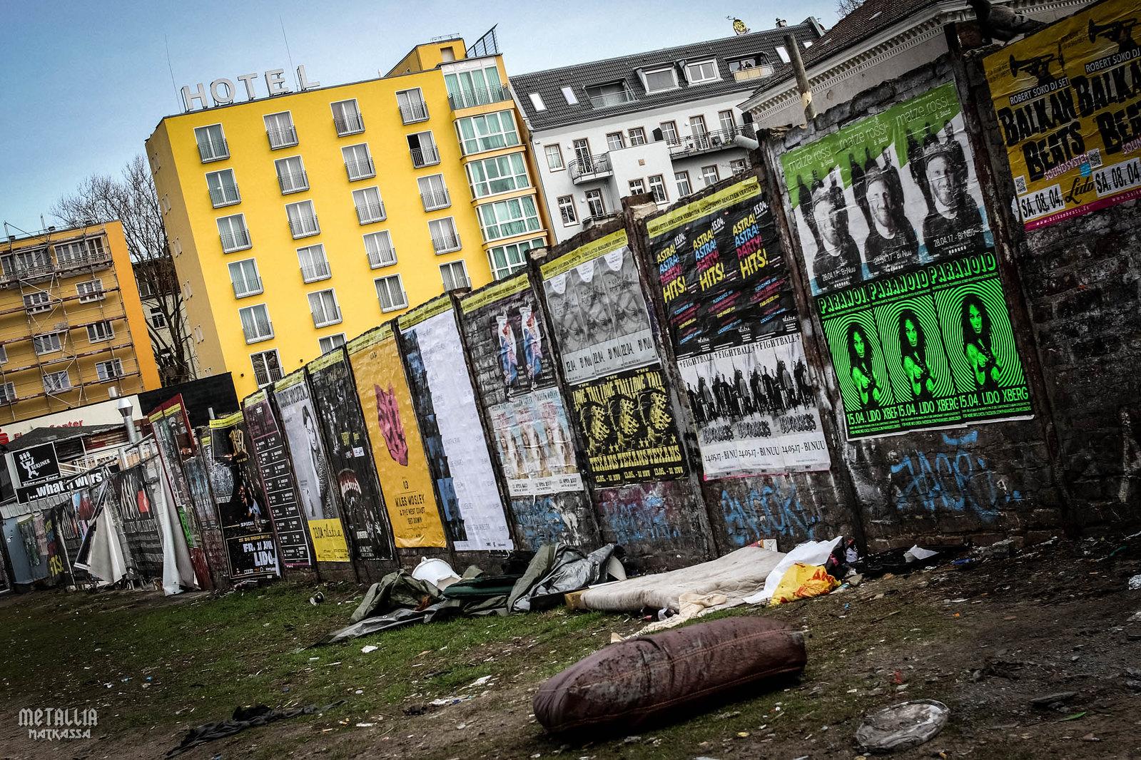 berliini, visit berlin, friedrichshain, katutaide