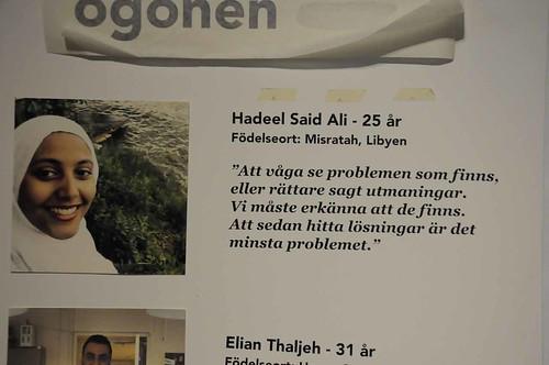 Hadeel från Libyen
