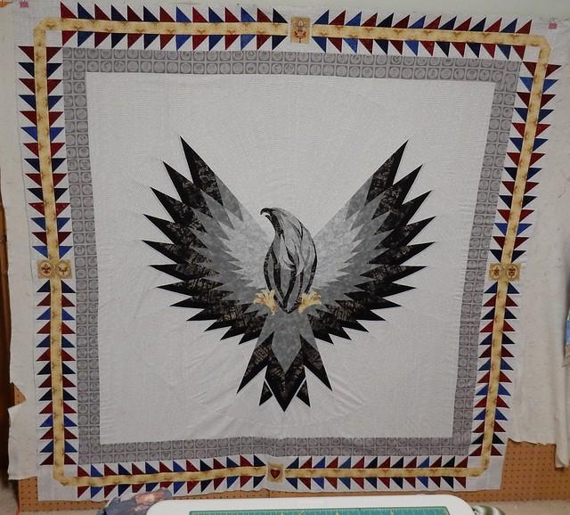 Eagle Quilt