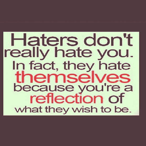 Real Quotes About Haters: #haters #quotes #true #textgram #text #igdaily