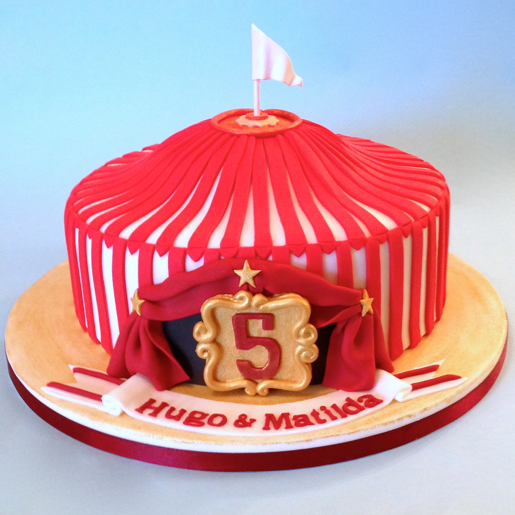 ... Big Top Circus Tent Cake | by Cakes By Jacques & Big Top Circus Tent Cake | A Big Top cake for a wonderful ciu2026 | Flickr
