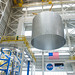 Barrel Section of the SLS Core Stage (NASA, Space Launch System, 07/30/13)