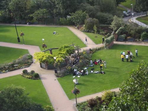 Library of birmingham discovery terrace city centre ga for Terrace 33 city garden