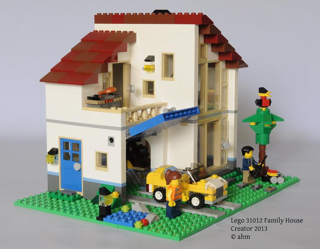 Lego Creator 31012 Family House Lego Creator 31012