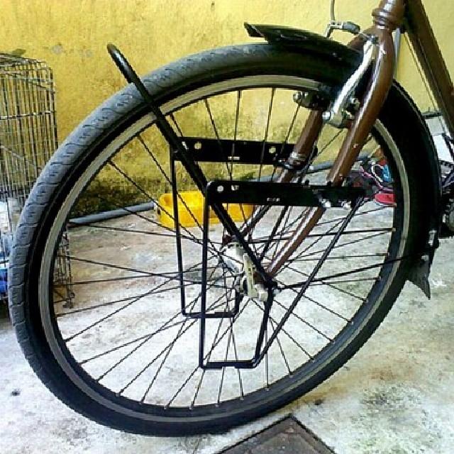 Front Pannier Rack Blackburn Low Rider 9w2snr Flickr