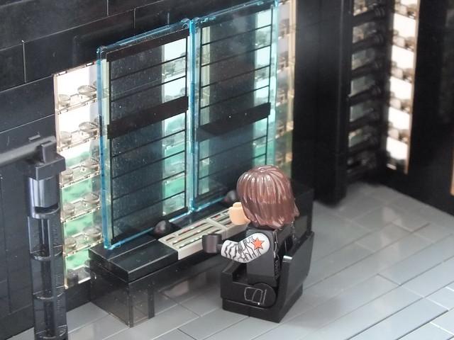how to make a lego safe
