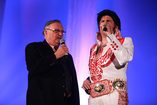 Joe Arpaio & Elvis impersonator | by Gage Skidmore