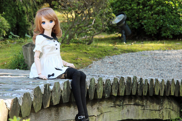 Serena at Volks Tenshi-no-Sato