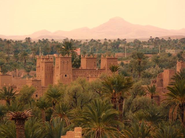 Skoura, el palmeral de Marruecos