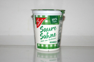 13 - Zutat Saure Sahne / Ingredient sour cream