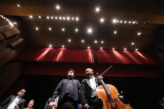 Orquesta Sinfónica Nacional en su primer concierto de Temporada Oficial 2017