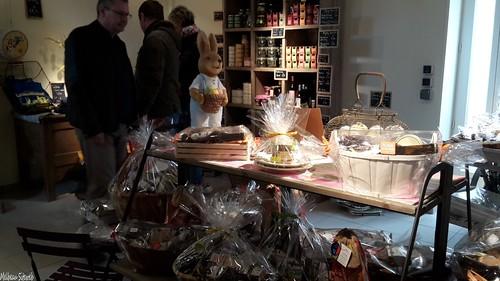 Marché Fermier Brasserie de Chandres à Sours