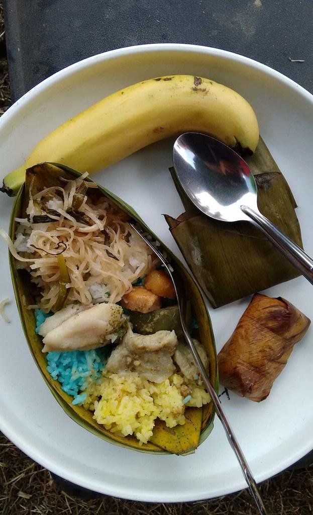 Food at Bangkok Hat Tournament 2017