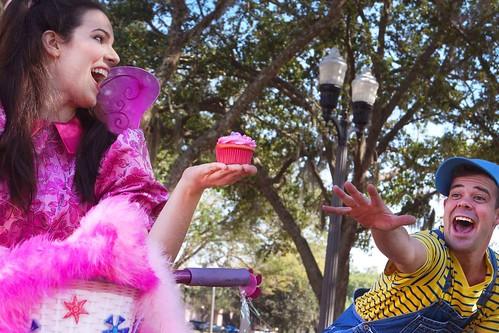 Pinkalicious: The Musical at Orlando Shakes