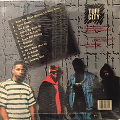 ULTRAMAGNETIC MC'S:THE BASEMENT TAPES 1984-1990(JACKET B)