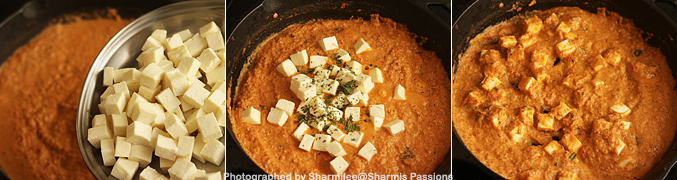 How to make Shahi paneer recipe - Step11
