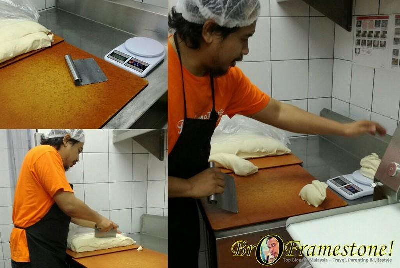 Pengalaman Menyediakan Pizza di Pizza Hut