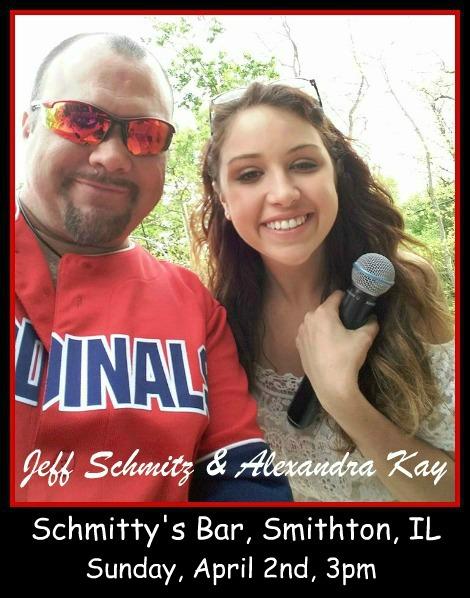 Jeff Schmitz & Alexandra Kay 4-2-17