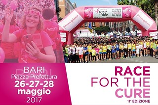 Bari. Race for the Cure front