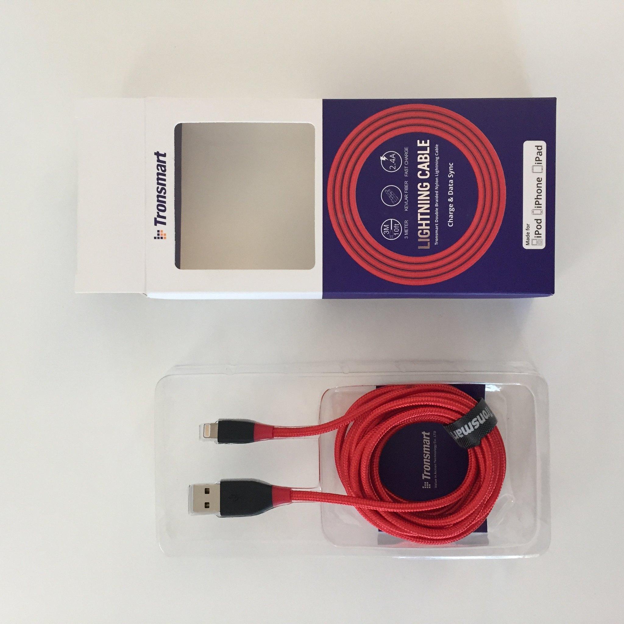 20170319 Test cable tronsmart 3 mètres 5