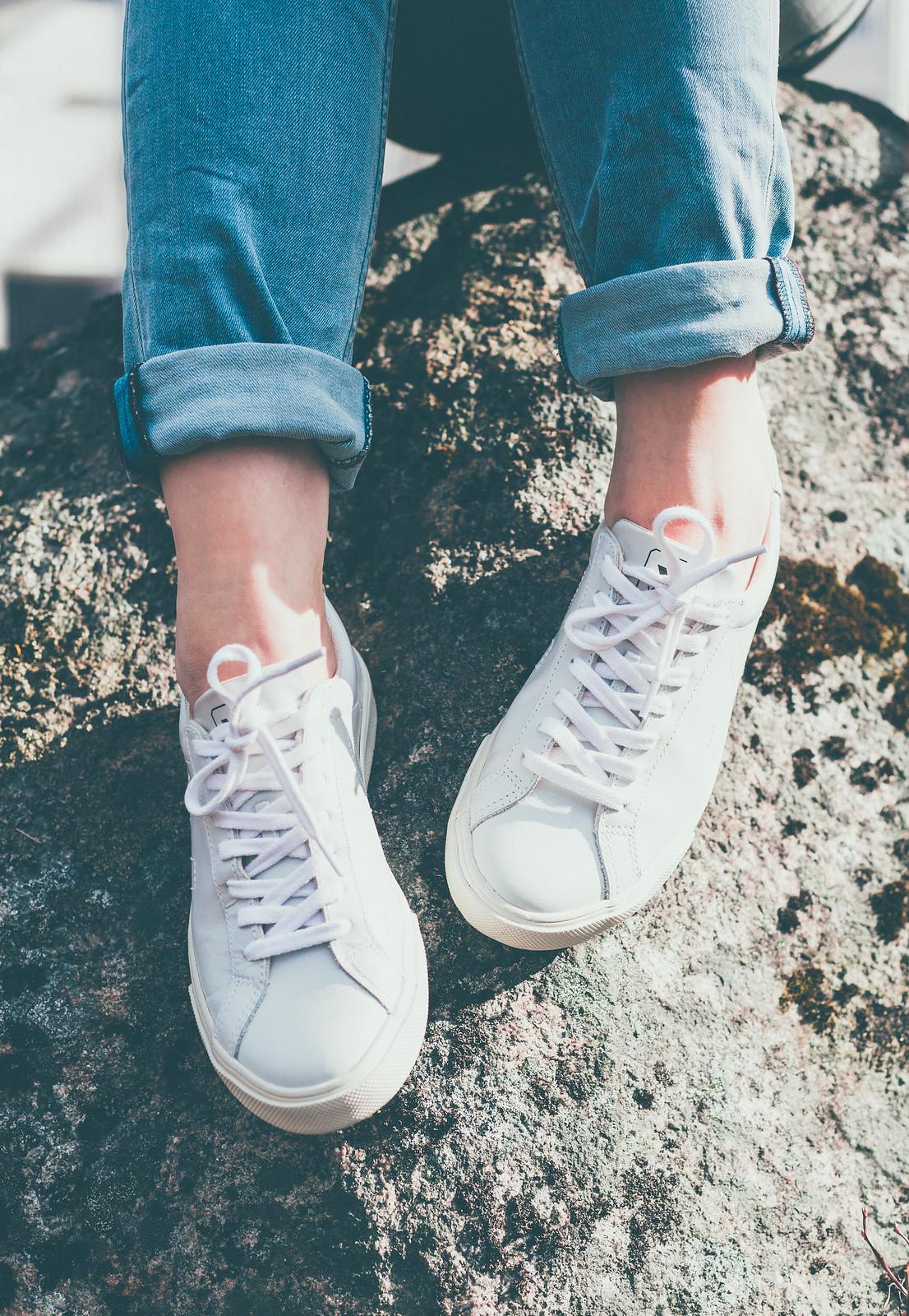 Ekologiska sneakers från Ecosphere - Evelinas Ekologiska