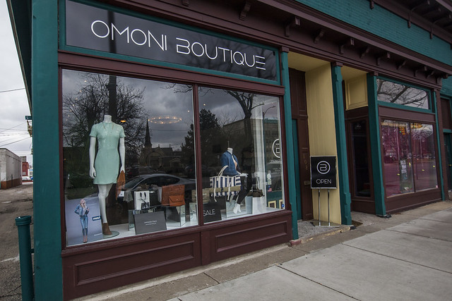 Omoni Boutique open for business in Old Town