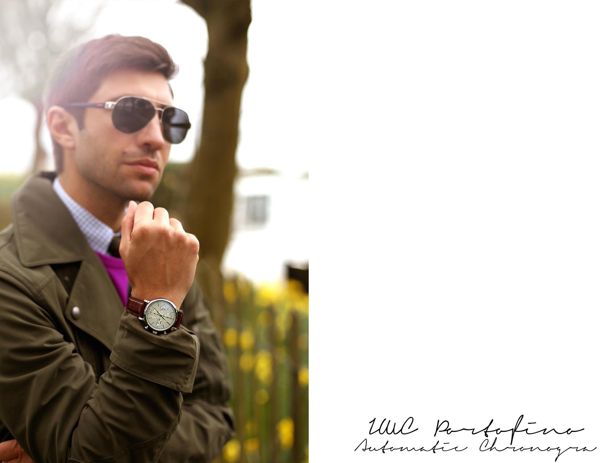 iwc portofino watch